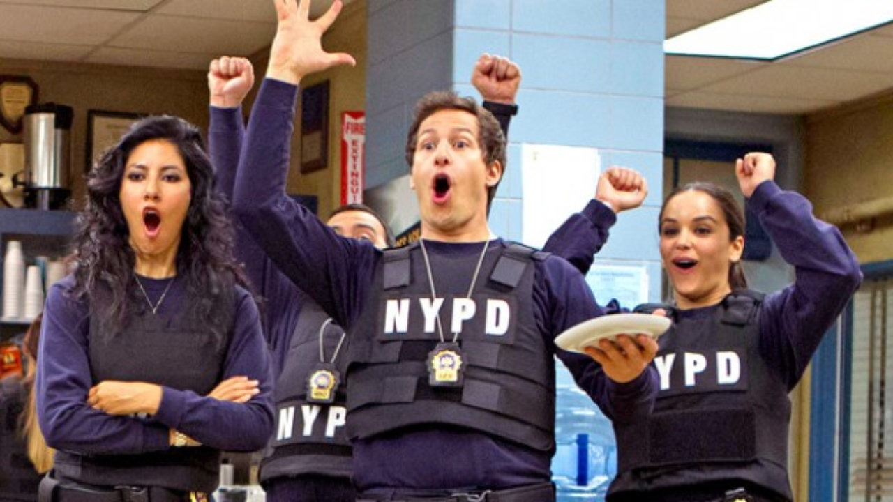 Bunker Battle 02 Brooklyn Nine-Nine